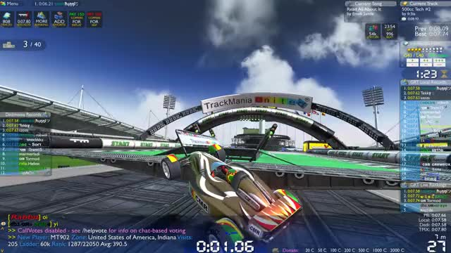 Watch and share Trackmania Forever 2019.11.05 - 23.55.17.04.DVR Trim GIFs on Gfycat