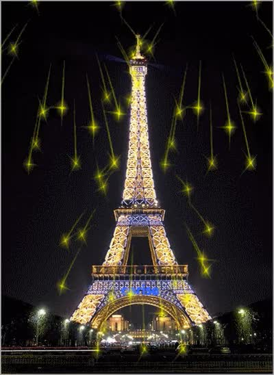 Watch and share Decent Image Scraps: Eiffel Tower GIFs on Gfycat