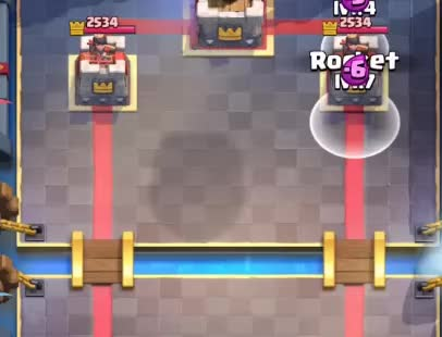 Watch and share Rocket Barrel Combo GIFs by Clash World on Gfycat
