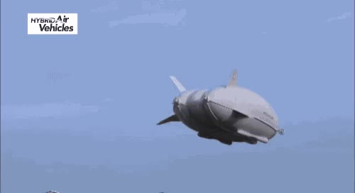 Watch and share Airlander GIFs on Gfycat