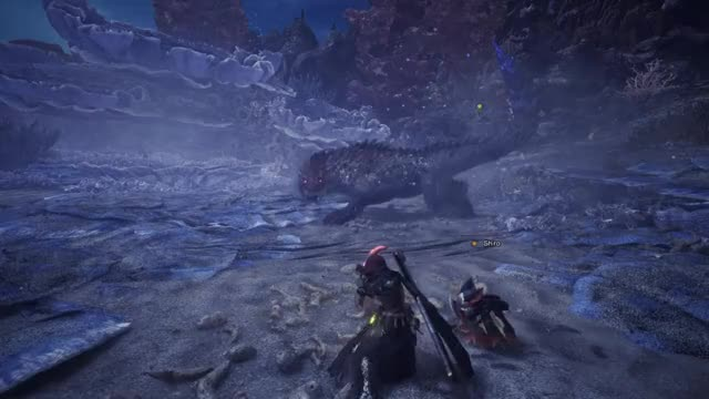 Watch and share Iceborne 2 GIFs on Gfycat