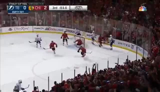 Watch Blackhawks win cup GIF on Gfycat. Discover more related GIFs on Gfycat