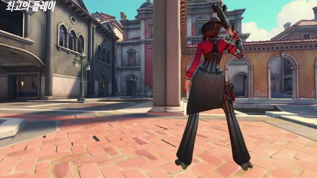 Watch Overwatch GIF by 아나즐겜유저 (@kkkji1215) on Gfycat. Discover more potg GIFs on Gfycat