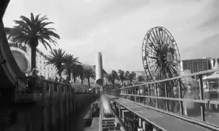 Watch and share Tourist Attractions GIFs and Black And White GIFs on Gfycat