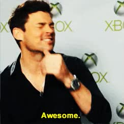 Watch and share Karl Urban GIFs and Awesome GIFs on Gfycat