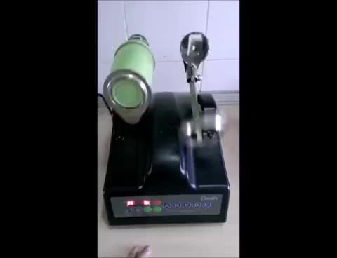 Watch and share Dasin Bubble Tea Cup Shaker Machine - Boba Tea Shaker - Bubble Tea Shaker Machine - Dasin SK300 GIFs on Gfycat