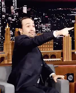 Watch Lin Manuel Miranda GIF on Gfycat. Discover more lin manuel-miranda GIFs on Gfycat