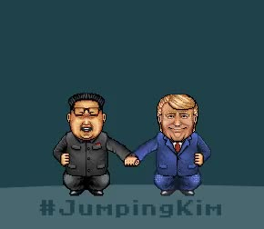 Watch and share Kim Jong Un GIFs and Very Good GIFs by Maso Lin on Gfycat
