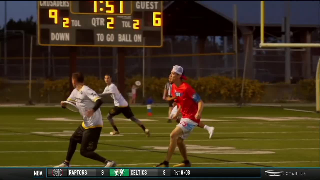 american ultimate disc league, audl, sports, ultimate, ultimate frisbee, Nathan Vickroy Isolation Cut GIFs