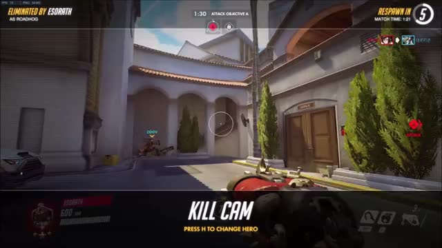 """Watch If we're not going to refund interrupted ults for """"consistency,"""" why are some abilities still refunded when interrupted? (reddit) GIF on Gfycat. Discover more Competitiveoverwatch GIFs on Gfycat"""