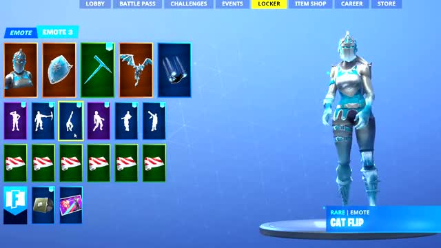Watch and share Frozen Red Knight GIFs and New Fortnite Skin GIFs by Breezy ツ on Gfycat