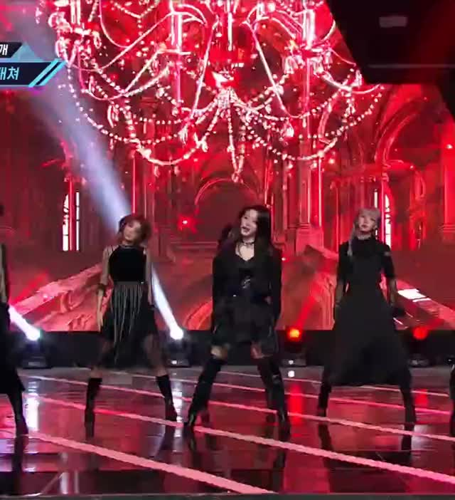 Watch and share Comeback Stage GIFs and M Countdown GIFs by phoning.home on Gfycat