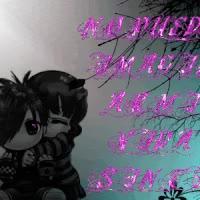Watch and share Nada Sin Tu Amor Photo: Amor 11-fondos-para-emos-1.gif GIFs on Gfycat