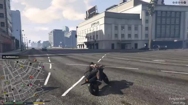 Watch Wallride fun GIF by @l-orion-l on Gfycat. Discover more gta, oppressor, orion, solaris, stunt, wallride GIFs on Gfycat
