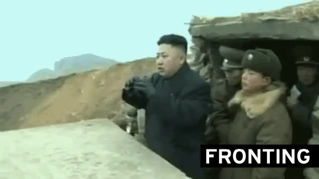Watch this kim jong un GIF on Gfycat. Discover more kim jong un, politics GIFs on Gfycat