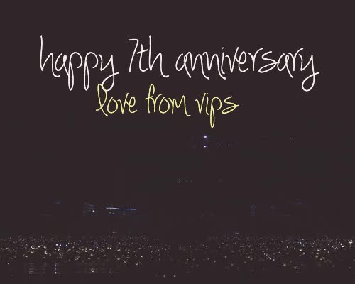 Watch Big Bang wallpaper called ♣ Happy 7th Anniversary BIGBANG ♣ GIF on Gfycat. Discover more related GIFs on Gfycat