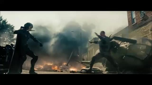 Watch and share Superman Faora Slow GIFs by RBT on Gfycat