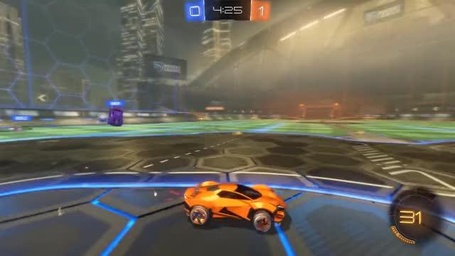 Goal 2: Bustin' Fresh