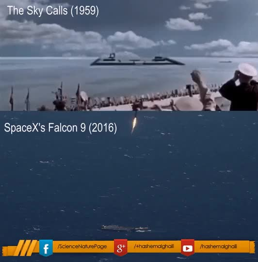 Watch and share From Science Fiction To Reality. GIFs by konata08 on Gfycat