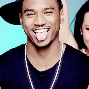 Watch Black Celebrities GIF on Gfycat. Discover more *, aw, foreign, my gifs, trey songz GIFs on Gfycat