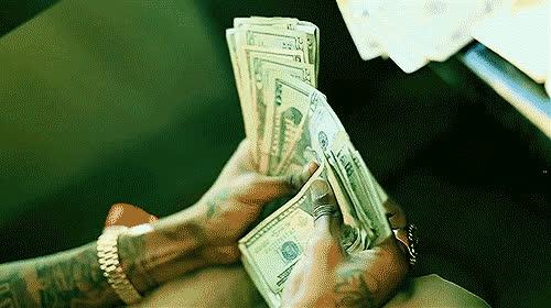 cash, dollars, money, Cash GIFs