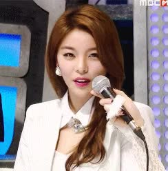 Watch and share Ailee GIFs on Gfycat