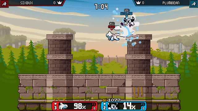 Watch and share Rivals Of Aether GIFs and Orcane GIFs by Sixbux on Gfycat