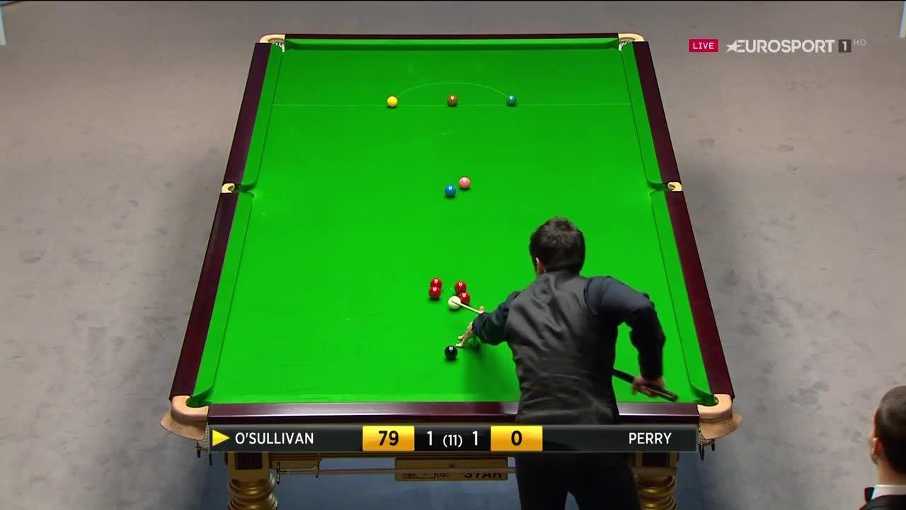 snooker, sports, Ronnie O'Sullivan's Impressive Plant GIFs