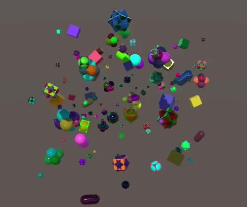 Watch and share Shape Lifecycle GIFs by Catlike Coding on Gfycat