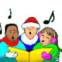 Watch and share Carolers-trio animated stickers on Gfycat