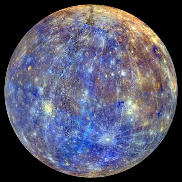 Watch and share Solarsystem GIFs and Mercury GIFs on Gfycat