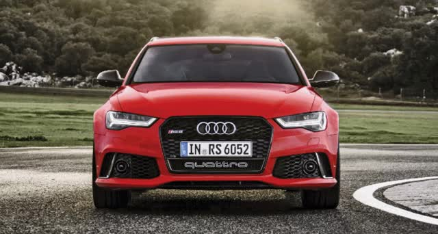 Watch and share 2016 Audi RS6 Avant Performance And RS7 Sportback Performance GIFs on Gfycat