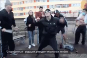 Watch and share This Russian Dancer's Face : ImageStabilization GIFs on Gfycat
