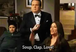 Watch and share Eat Pray Love GIFs and Modern Family GIFs on Gfycat