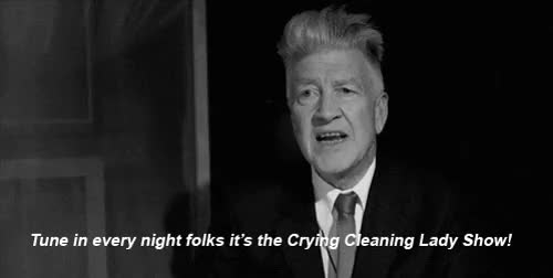 Watch and share David Lynch GIFs on Gfycat