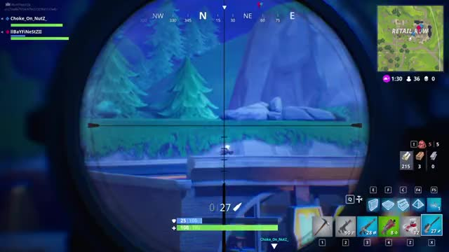Watch and share Fortnite Beastmode GIFs and Fortnite Sniper GIFs by bayfinestz on Gfycat