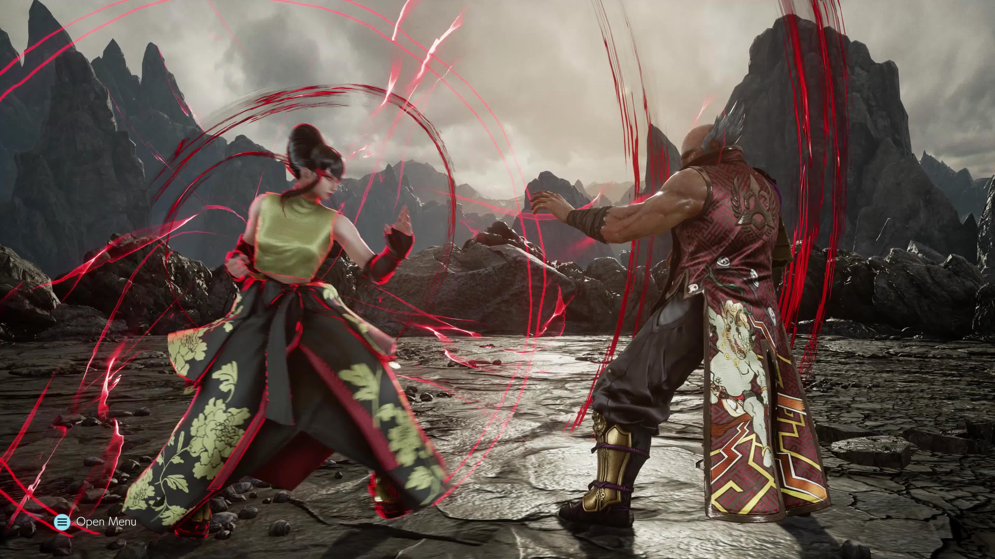 4kultrahd, 60fpsgfy, gaming_gifs, Tekken 7 - Mishima Payback GIFs