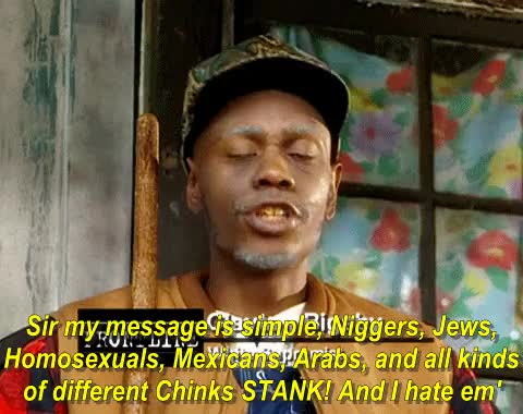Watch and share The Chappelle Show GIFs and Clayton Bigsby GIFs on Gfycat