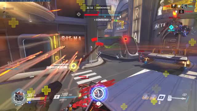 Watch rein glitches GIF on Gfycat. Discover more Overwatch, highlight GIFs on Gfycat