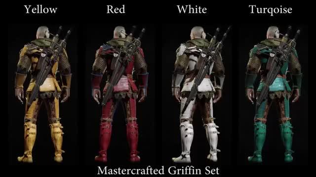 Witcher  Grandmaster Crafted Griffin