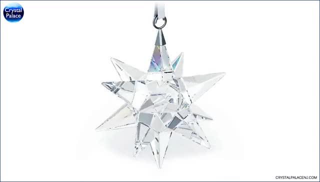 Watch and share Swarovski Star Ornament GIFs on Gfycat