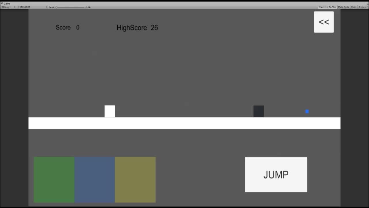 Unity2D, UnityGame GIFs
