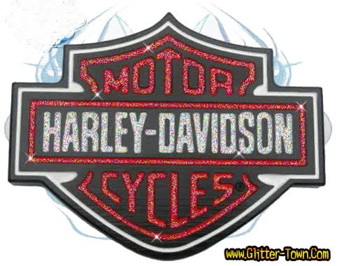Watch and share Harley Davidson animated stickers on Gfycat