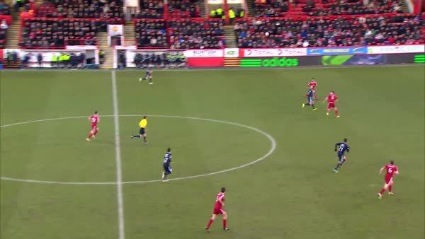 scottishfootball, Irvine's cracker goal against Aberdeen (1-1) (reddit) GIFs