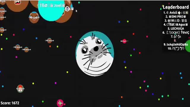 Watch and share Tricksplits GIFs and Agario GIFs on Gfycat