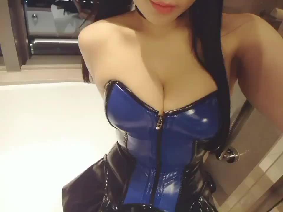 Shiny corset, again - @dtyui2020