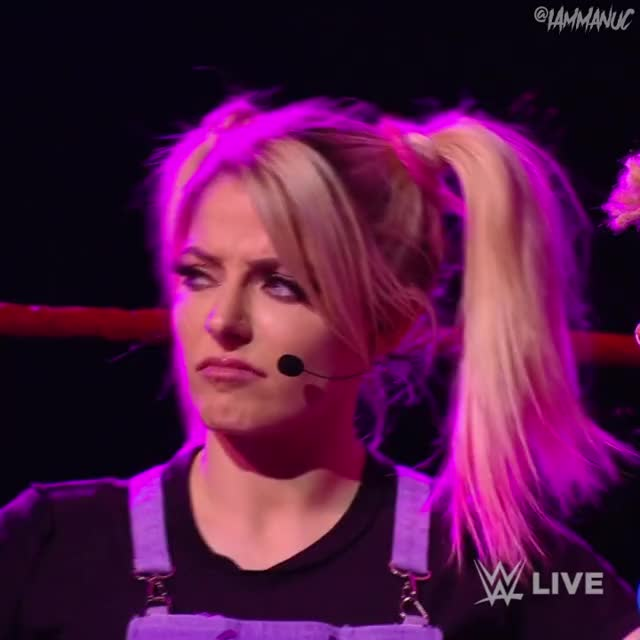 Watch and share Alexas Playground GIFs and Alexa Bliss Meme GIFs by Vortexx on Gfycat