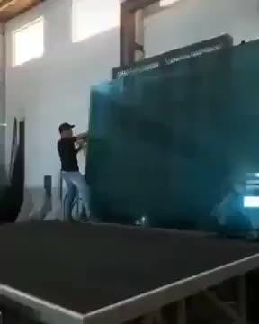 One man job