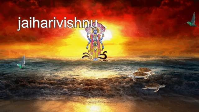 Watch and share Jai Hari Vishnu GIFs by pramodmittal on Gfycat