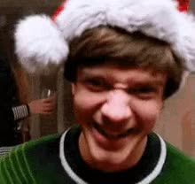 Watch and share Christmas Laughs GIFs on Gfycat